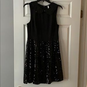 Gorgeous sequin dress!